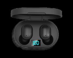 Fone Bluetooth 5.0 E6S com Caixa de Carregamento